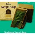 Tradition Aleppo Olivenölseife 25% Lorbeeröl