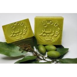Natural Aleppo Olivenölseife 10% Lorbeer Öl